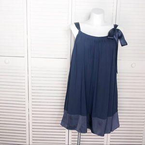 London Times swing mini dress